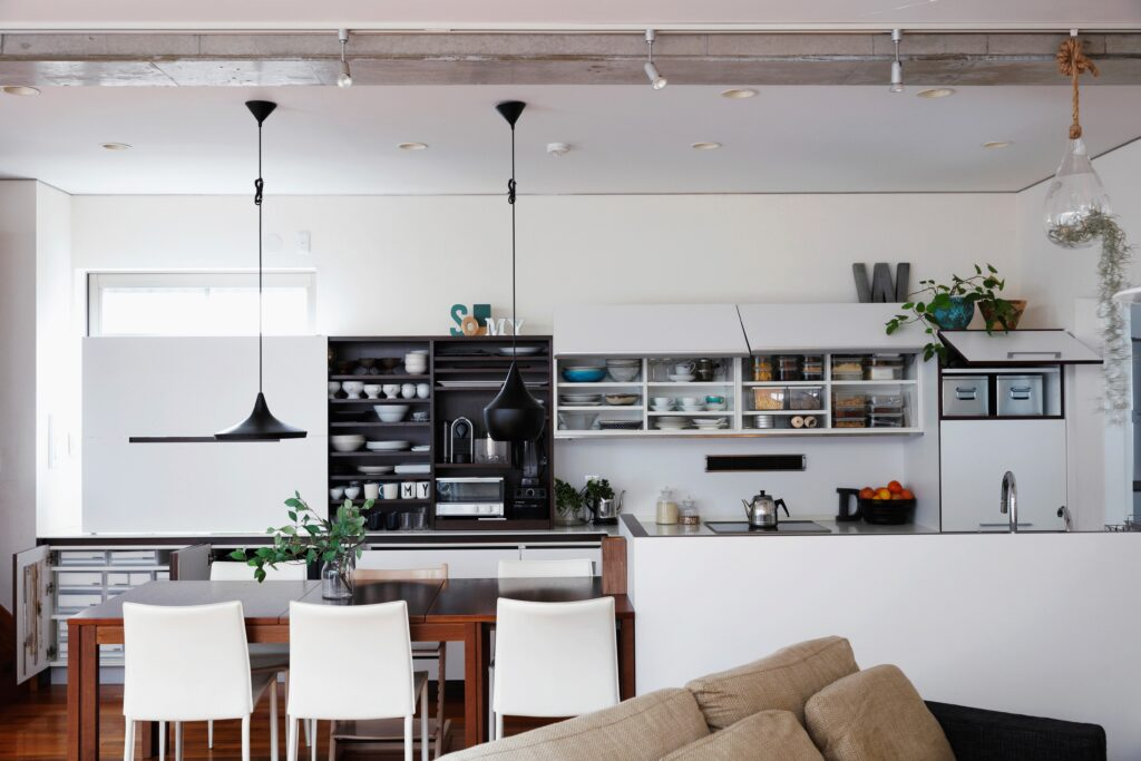 「共家事(ともかじ)」を実現するキッチン