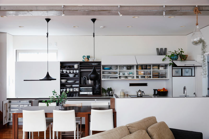 「共家事(ともかじ)」を実現するキッチンのサムネイル画像