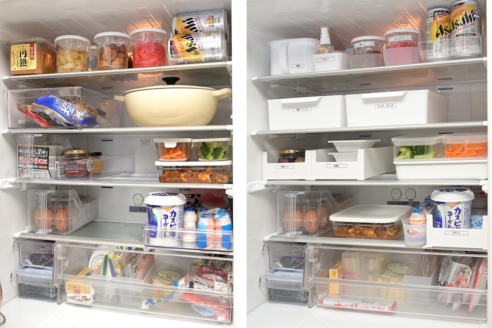 冷蔵庫収納のイメージ画像