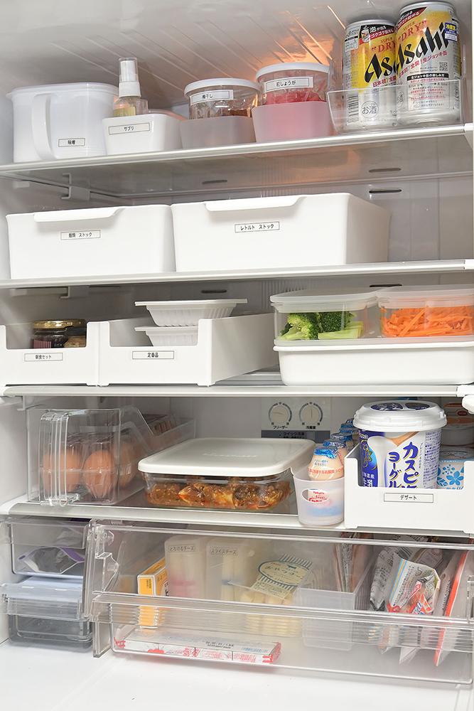 冷蔵庫収納のイメージ画像22